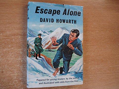 9780001921641: Escape Alone