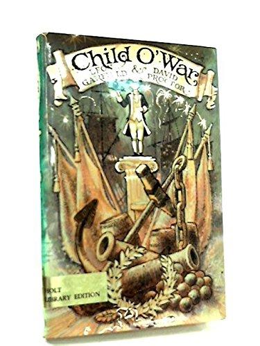9780001922563: Child o' War