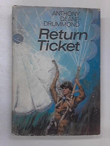 9780001922891: Return Ticket (Cadet Books)