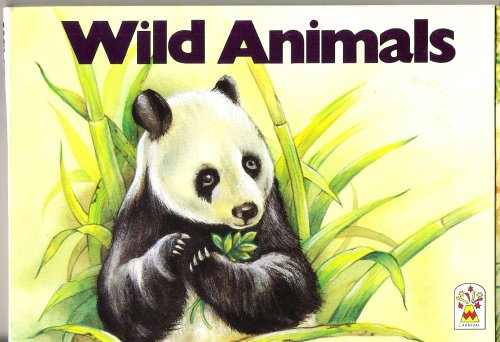 9780001923454: Wild Animals (Wild Animal Pop Up)