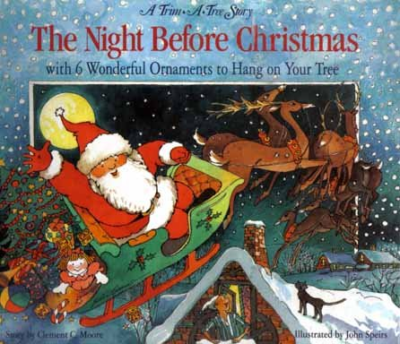 9780001923768: The Night before Christmas