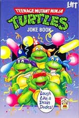 9780001924055: The Teenage Mutant Hero Turtles Joke Book