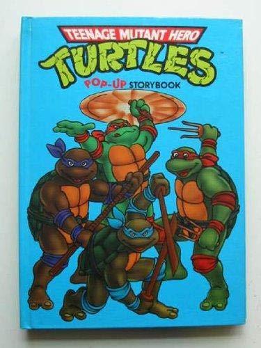 9780001925205: Teenage Mutant Hero Turtles Pop-up Story Book