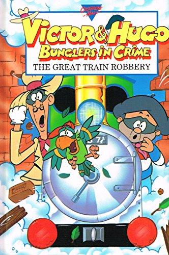 9780001926080: Victor and Hugo: Great Train Robbery