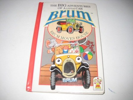 9780001926288: Brum Moves House - Brum, the Big Adventures of a Little CAr