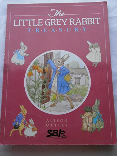 9780001932029: The Little Grey Rabbit