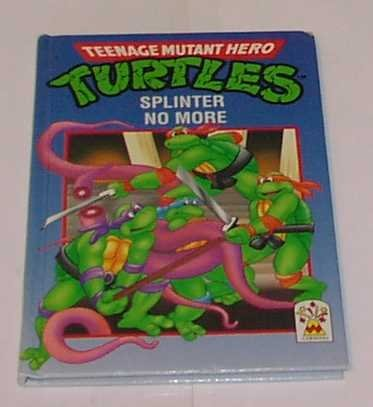 Splinter No More (Teenage Mutant Hero Turtles): Maureen Spurgeon