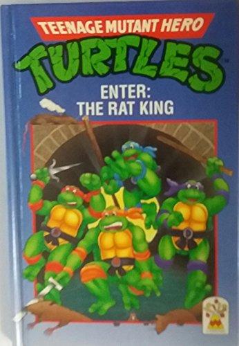 9780001932159: Teenage Mutant Hero Turtles: Enter the Rat King Bk. 3
