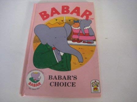 9780001932258: Babars Choice Mini Hardback