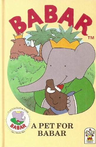 Pet for Babar (9780001932265) by Laurent de Brunhoff