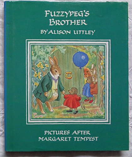 9780001934078: Fuzzypeg's Brother (Little Grey Rabbit Library)
