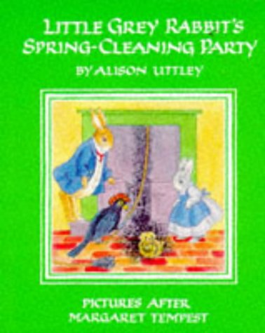 9780001934085: Little Grey Rabbit's Spring-cleaning Party (Little Grey Rabbit Library)