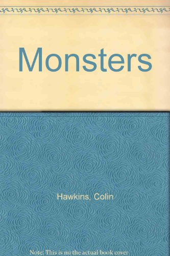 9780001934153: Monsters