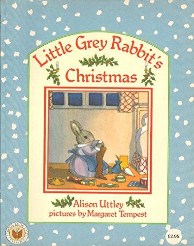 9780001934344: Little Grey Rabbit's Christmas