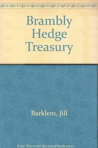 9780001934405: Brambly Hedge Treasury