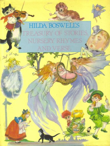 9780001934504: Hilda Boswell's Treasury of Stories, Nursery Rhymes and Verse