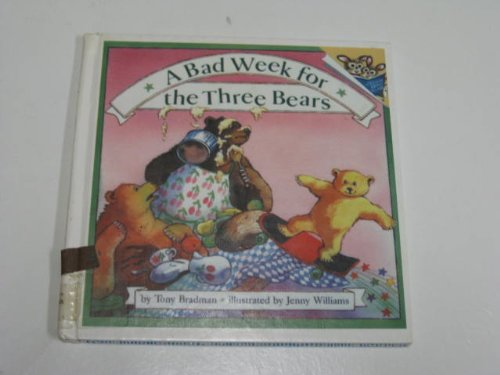 9780001935846: A Bad Week for the Three Bears