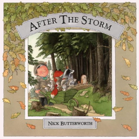 9780001936188: After The Storm (Percy the Park Keeper)