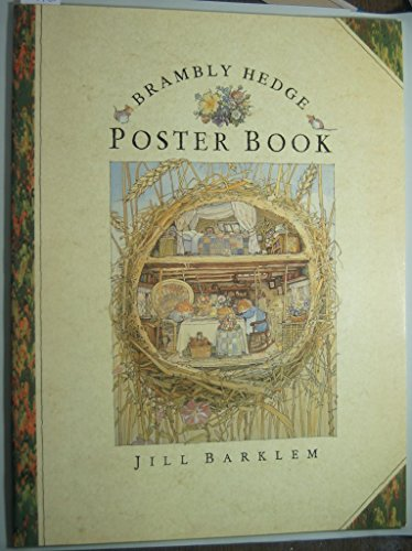 9780001936249: Brambly Hedge Poster Book