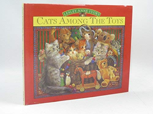Cats Among the Toys: Lesley Anne Ivory
