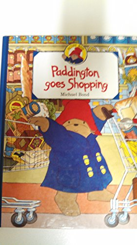 9780001936645: Paddington Goes Shopping