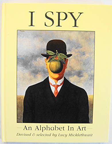 9780001937154: I-Spy: Alphabet in Art