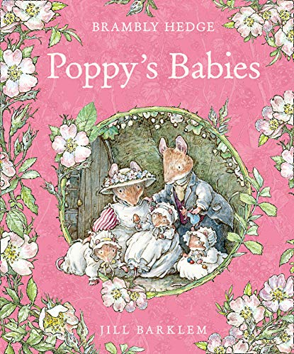 9780001937390: Poppy's Babies (Brambly Hedge)