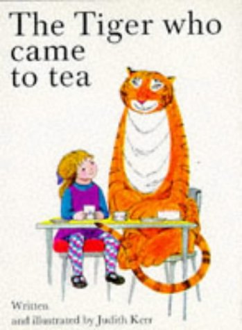 9780001937987: The Tiger Who Came to Tea