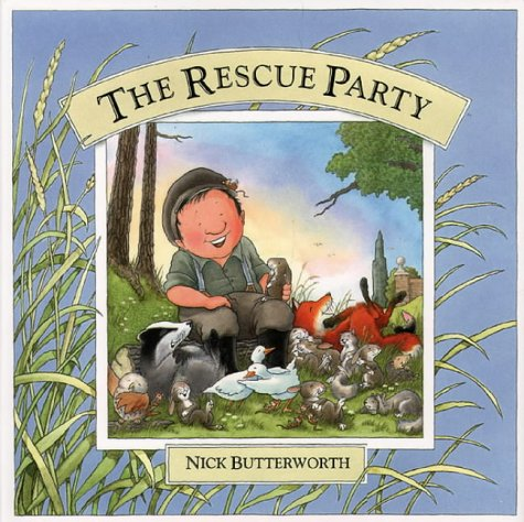 9780001938205: Percy the Park Keeper – The Rescue Party