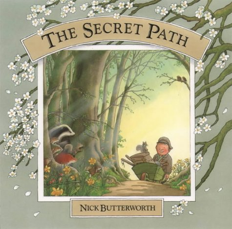 9780001938311: Percy the Park Keeper - The Secret Path