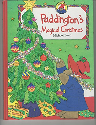 9780001938533: Paddington's Magical Christmas