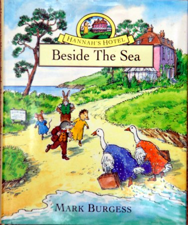9780001938861: Beside the Sea (Hannah's Hotel)