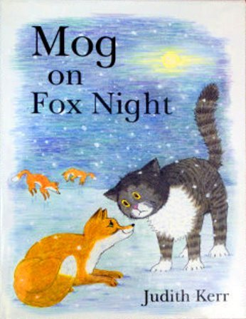 9780001939110: Mog on Fox Night