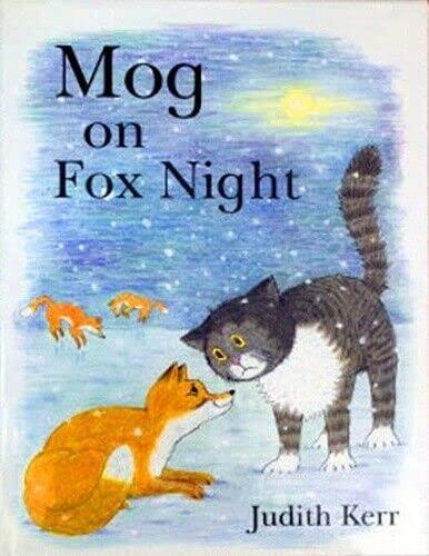 9780001939110: Mog on Fox Night