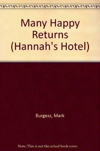 9780001939509: Many Happy Returns (Hannah's Hotel)