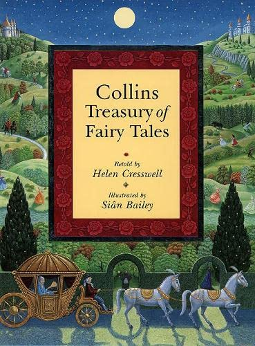 Collins Treasury of Fairy Tales: Cresswell, Helen
