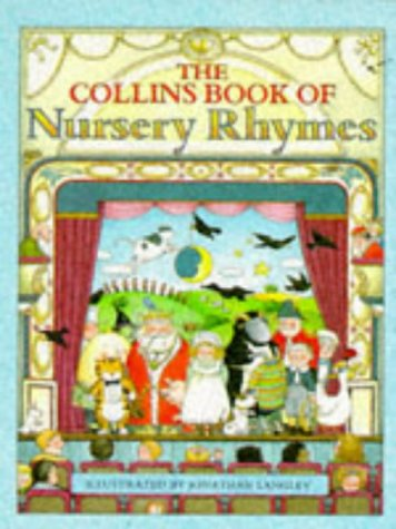 9780001939585: The Collins Book of Nursery Rhymes