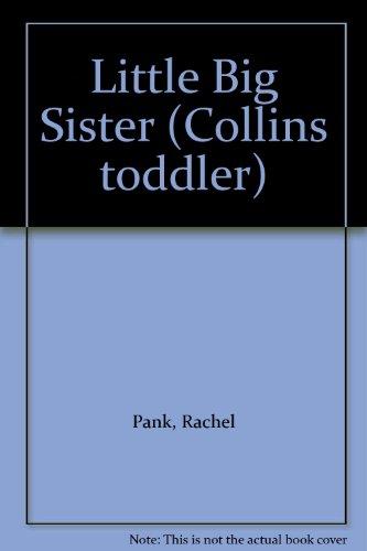 9780001939936: Little Big Sister (Collins toddler)