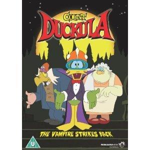 9780001940161: Duckula: Vampire Strikes Back