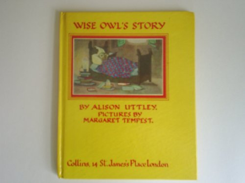 9780001941021: Wise Owl's story