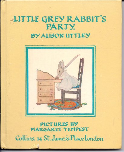 9780001941038: Little Grey Rabbit's Party