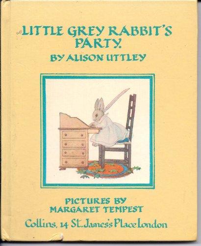 9780001941038: Little Grey Rabbit's Party