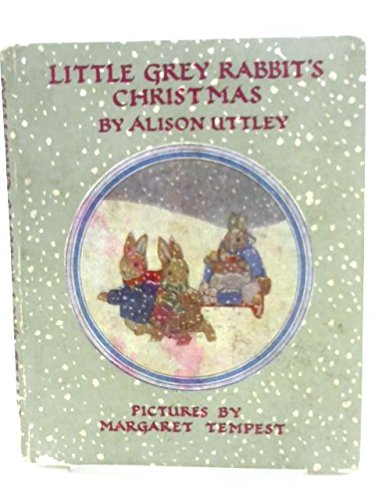 9780001941069: Little Grey Rabbit's Christmas