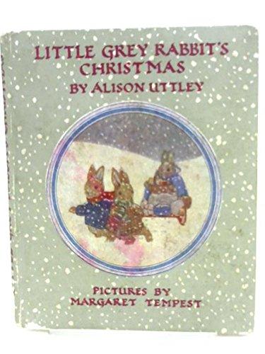 9780001941069: Little Grey Rabbit's Christmas