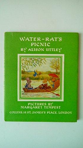 9780001941106: Water Rat's Picnic