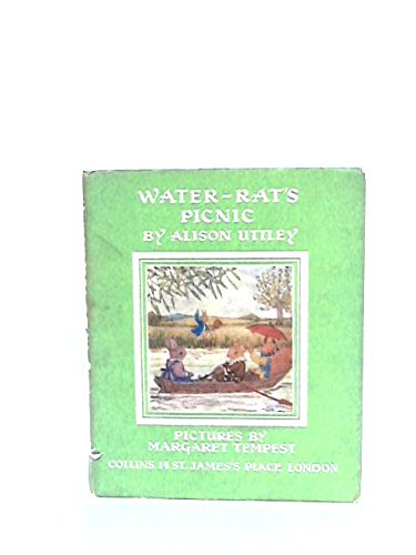 Water Rat's Picnic (0001941100) by Uttley, Alison