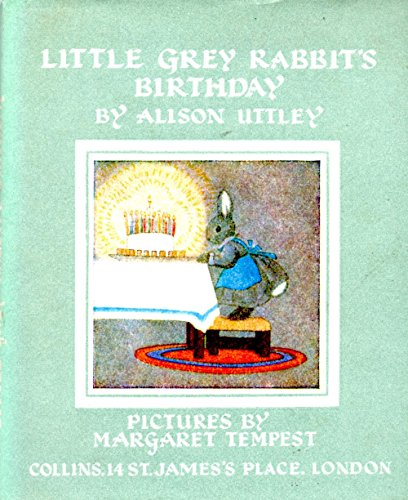 9780001941113: Little Grey Rabbit's Birthday