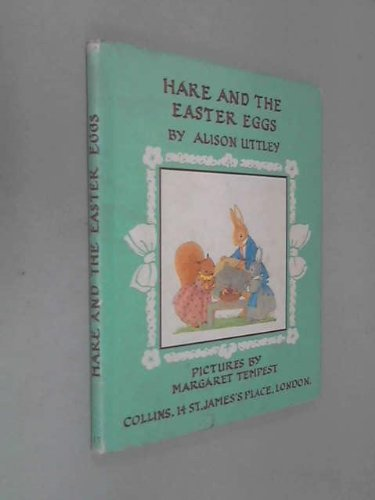 9780001941175: Hare and the Easter Eggs