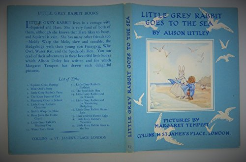 9780001941199: Little Grey Rabbit Goes to the Sea