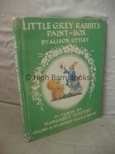 9780001941212: Little Grey Rabbit's Paint Box (Little Grey Rabbit books)